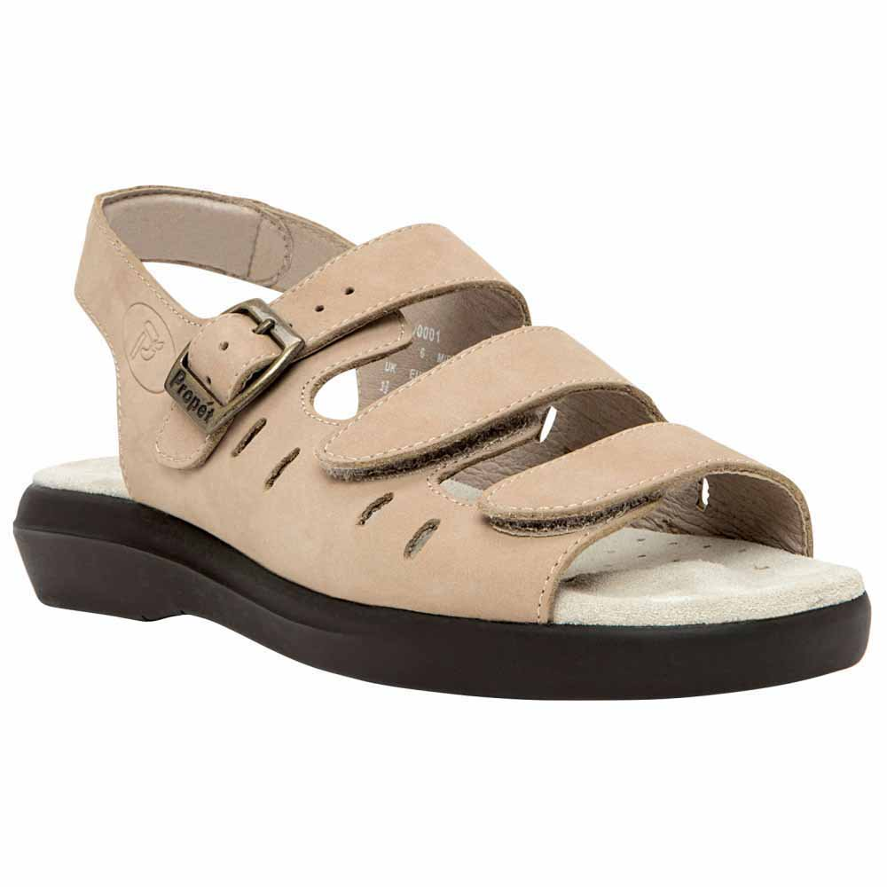 Propet Breeze Sandals Women's Bone by Propet
