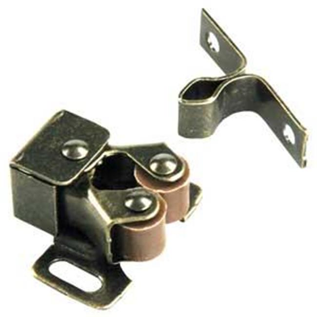70235 Double Roller Cabinet Catch With Prong