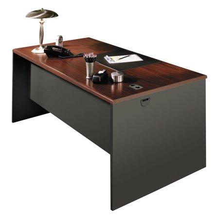 HON 38000 Series Desk Shell, 60w x 30d x 29-1/2h, - Hon 38000 Series Desk