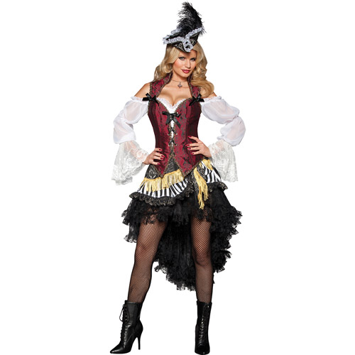 High Seas Treasure Adult Halloween Costume