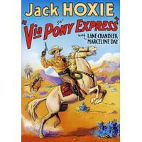 Via Pony Express (DVD)