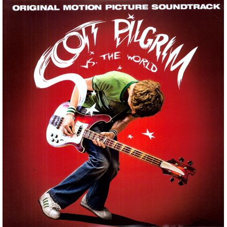 Scott Pilgrim vs. the World (Original Motion Picture Soundtrack) (Vinyl) (Halloween Iii Soundtrack Lp)