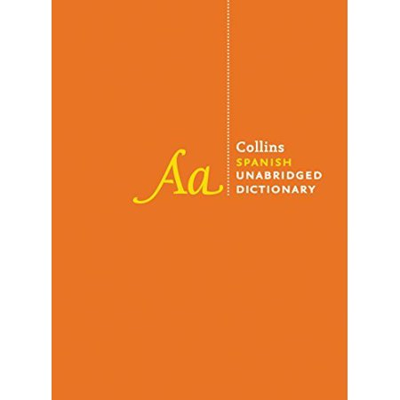 Collins Spanish Unabridged Dictionary (10th Edition) - image 1 de 1