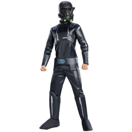 Rogue One: A Star Wars Story - Death Trooper Deluxe Child Costume - Death Eater Costume