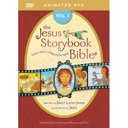 Jesus Storybook Bible Animated DVD, Vol. (Animated Moving Books)