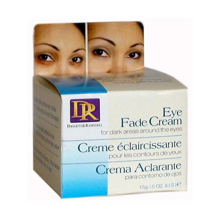 - DR Daggett & Ramsdell Eye Fade Cream Non-Irritating Gentle to the Skin 0.5oz/15g , In Stock At Us, Faster Shipping !!