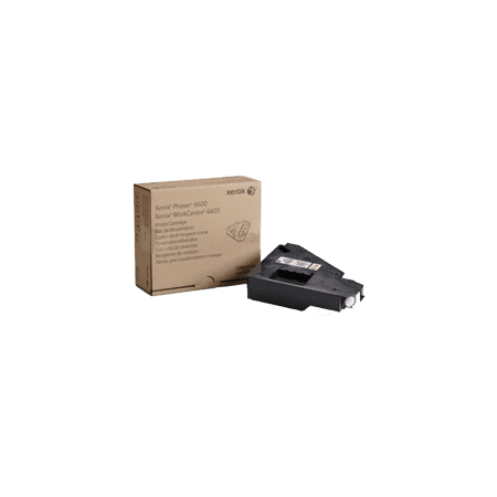 ~Brand New Original XEROX 108R01124 Waste Toner Cartridge for Xerox Phaser 6600DN - image 1 of 1