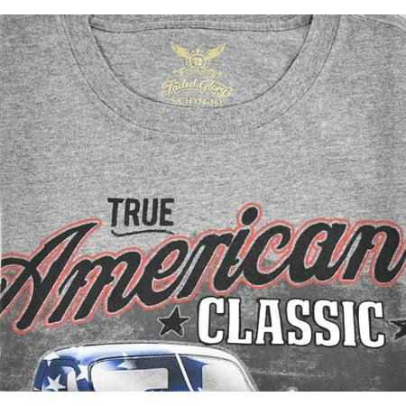 b41c116ea5129 Men s American Rebel Graphic Tank Top - Walmart.com