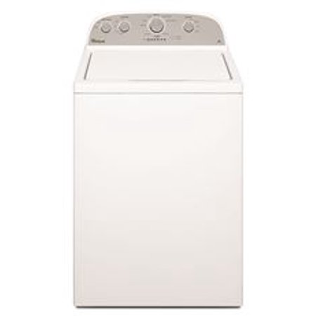 WHIRLPOOL 3.5 CU. FT TOP LOAD WASHING MACHINE, WHITE, 9 WASH CYCLES
