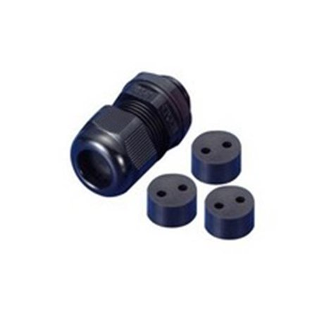 Morris 22241 Nylon Cable Glands NPT Thread 0 75 in