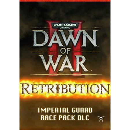 Warhammer 40,000 : Dawn of War II - Retribution - Imperial Guard Race Pack DLC, Sega, PC, [Digital Download],
