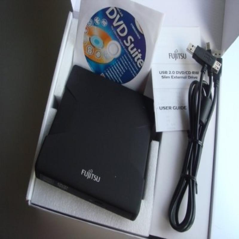 Fujitsu 24/8x CD/DVD Combo Drive