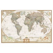 World maps national geographic maps world executive wall map gumiabroncs