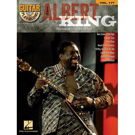 Albert King : Guitar Play-Along Volume 177