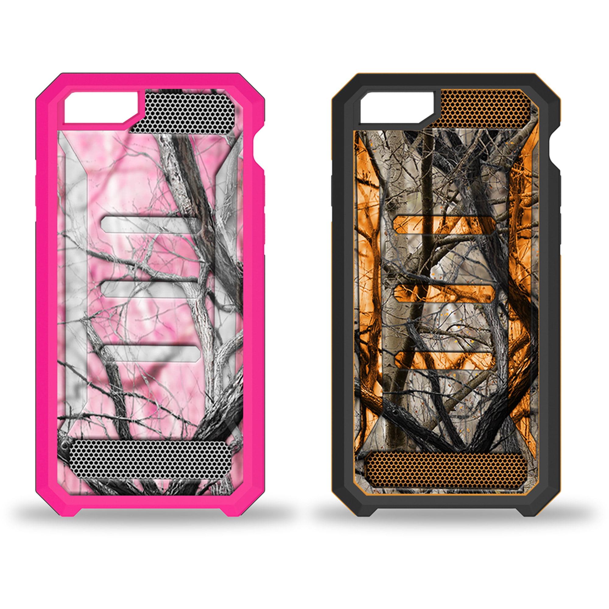 new concept 8d53a 1be68 Lacrosse Impact Gel Ip6 Phn Case, Pink Camo