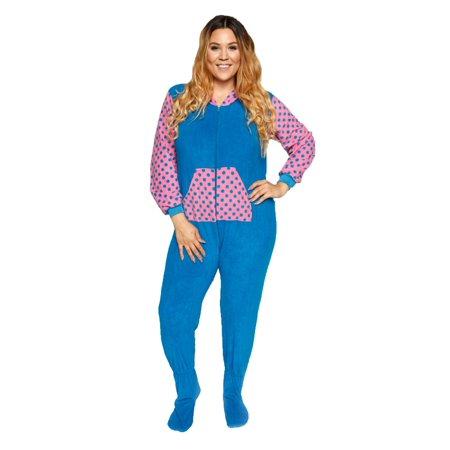 Xehar - Xehar Women s Plus Size Soft Plush Warm Comfy Nightwear Loungewear  Pajama Pjs Penguin Onesie - Walmart.com c75efcc96