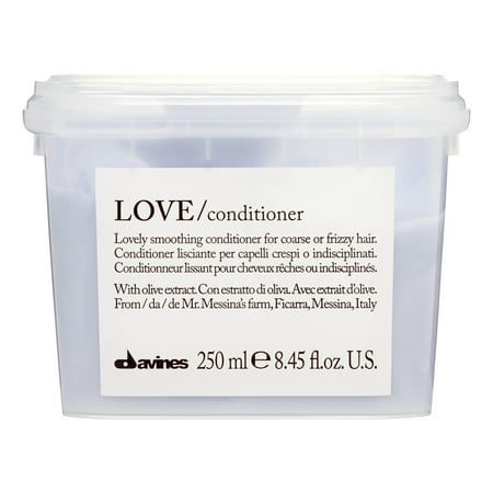 Davines Love Lovely Smoothing Conditioner for Harsh & Frizzy Hair, 8.45 Fl