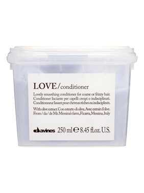 Davines Love Lovely Smoothing Conditioner for Harsh & Frizzy Hair, 8.45 Fl Oz