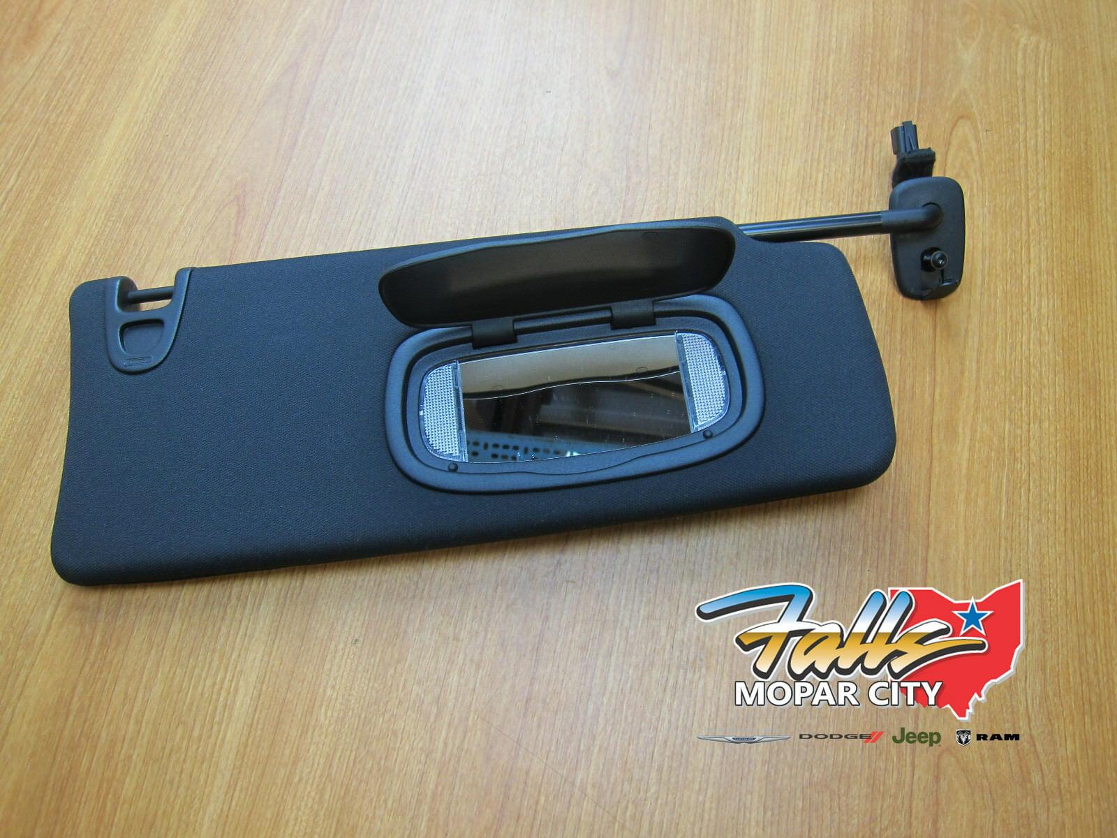 12 16 Dodge Dart W Illuminated Vanity Mirror Ps Sun Visor Mopar Oem 1tc60dx9ak Walmart Com Walmart Com