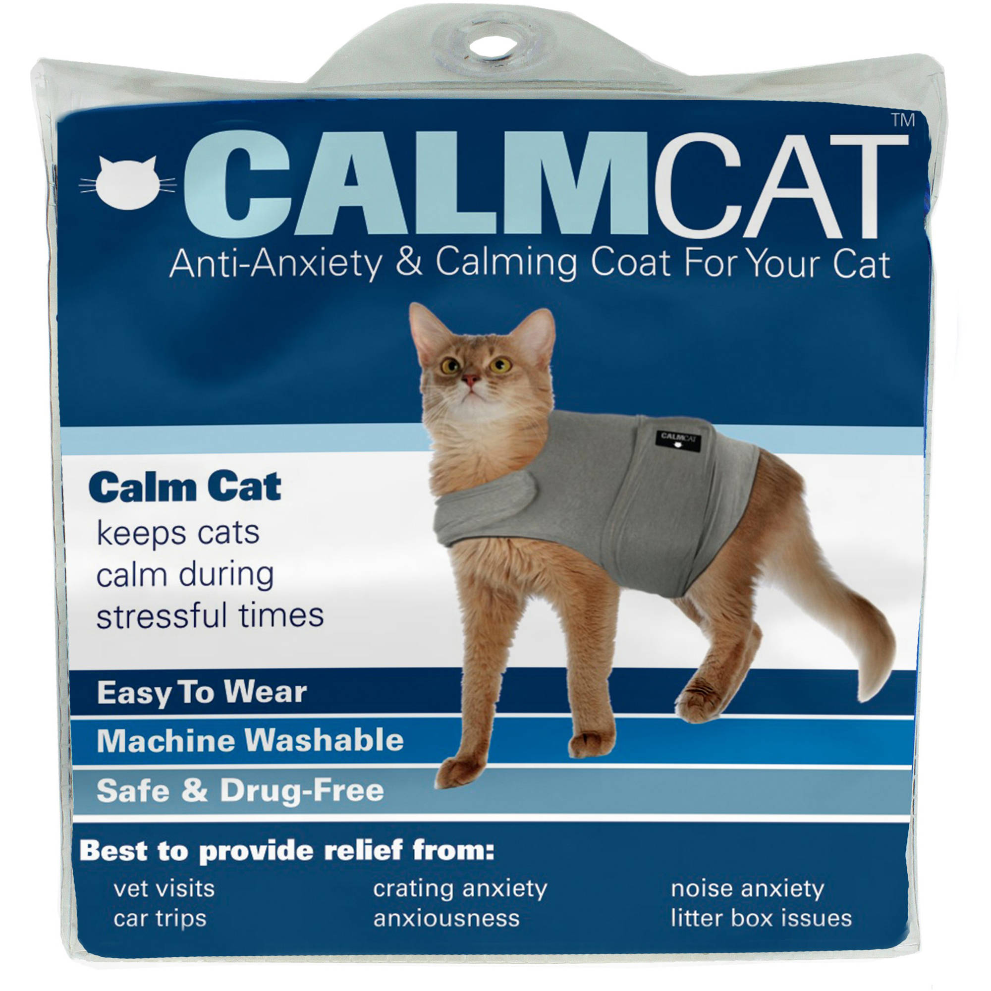 AKC Calm Cat Anti-Anxiety Stress Relief For Your Cat