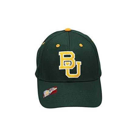 Baylor University Bears Embroidered Hat Adjustable Closure Green -  Walmart.com 0a958c9f7640