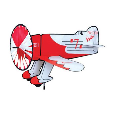 Windspinner, Gee Bee Airplane Multi-Colored