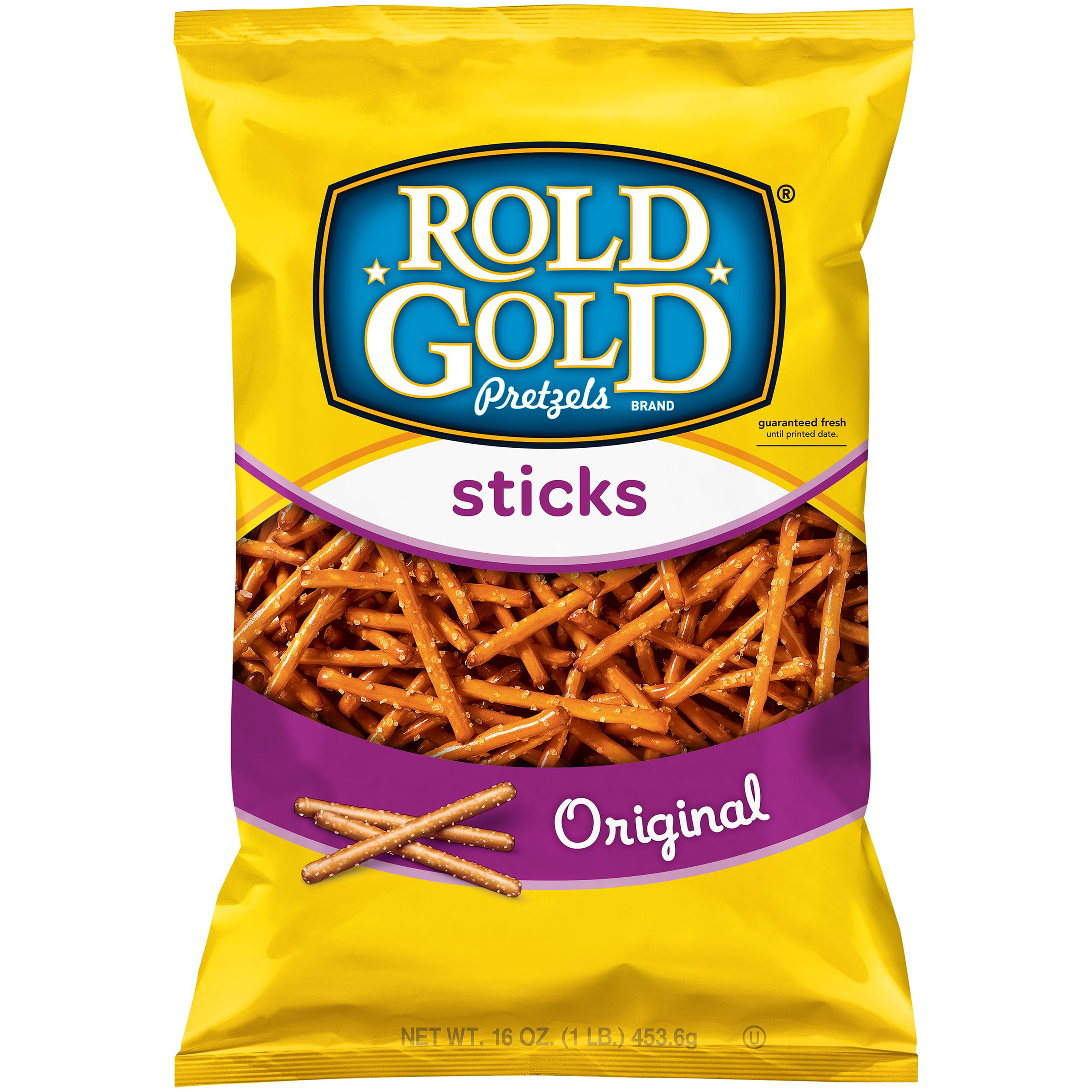 Rold Gold Sticks Original Pretzels, 16 oz Bag by Frito-Lay, Inc.