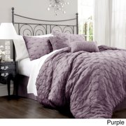 Lush Decor Lake Como 4 Piece Comforter Set Image Of 5