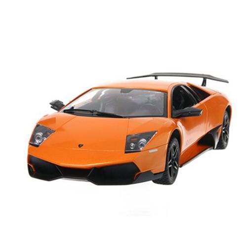 """10"""" 1:14 Lamborghini Murcielago Orange R/C Radio Control Car RC Car R/C Car Radio Controlled Car"""