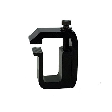 G-1 Clamp for Truck Cap, Camper Shell, Topper for Pickup Truck - Black Powder Coated (1)