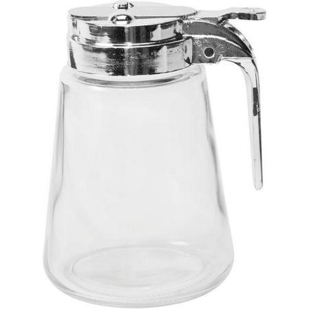 Oneida 97287 Syrup Pitcher, 8 oz, Glass, Clear ()