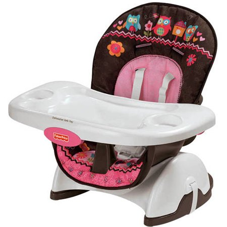 FisherPrice Pink Owl SpaceSaver High Chair Walmart – Fisher Price Space Saver High Chair Instructions