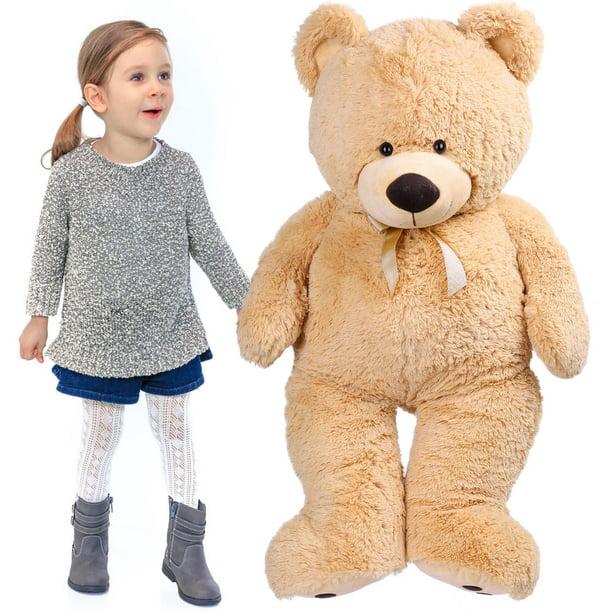 Baby Shark Teddy Plush Toys Soft Can/'t Singing Dolls Gift for Kids Boys Girls