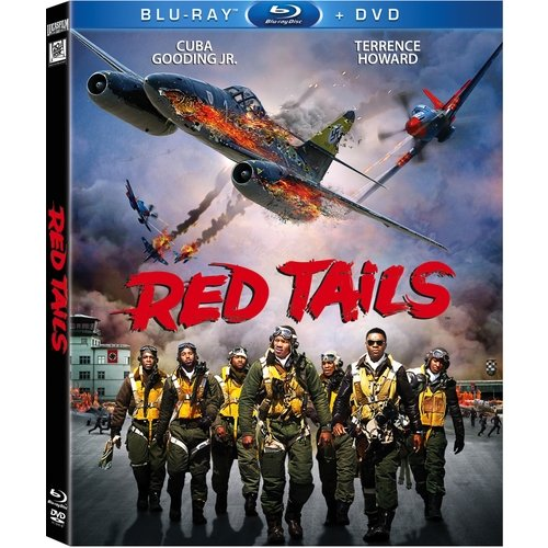 Red Tails (Blu-ray + DVD) (Widescreen)
