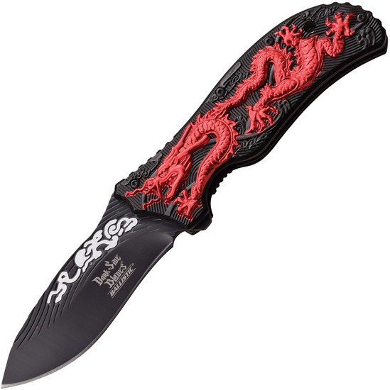 Dragon Linerlock A/O Red