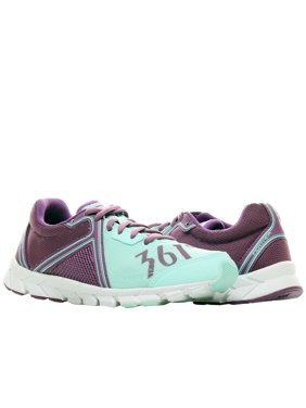 6efe406272d Product Image 361° Feather Light Blue Sunset Purple Women s Running Shoes  201420105-6005