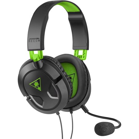 Turtle Beach Ear Force Recon 50X Universal Stereo Gaming Headset for Xbox One Playstation 4 PS4 and PC/Mac (Open Box - Like New)