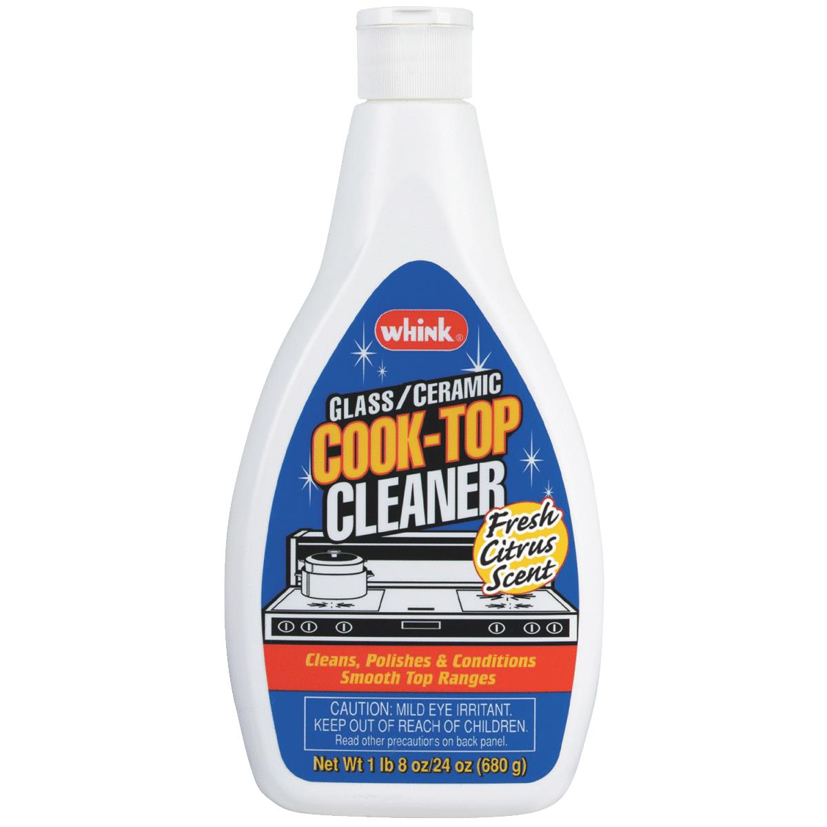 Glass and Ceramic Cook-Top Cleaner