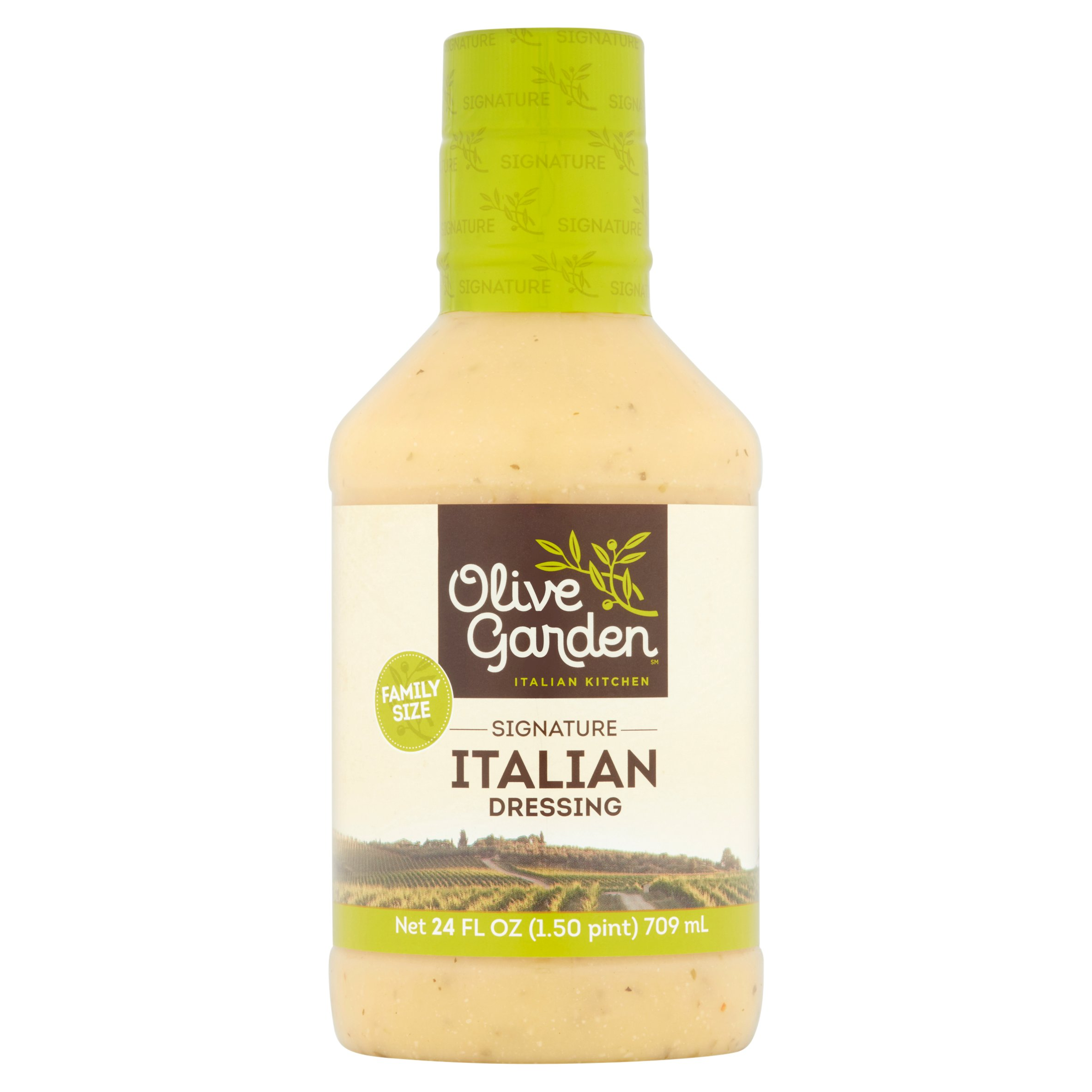 Olive Garden Italian Kitchen Signature Italian Dressing, 24 fl oz ...