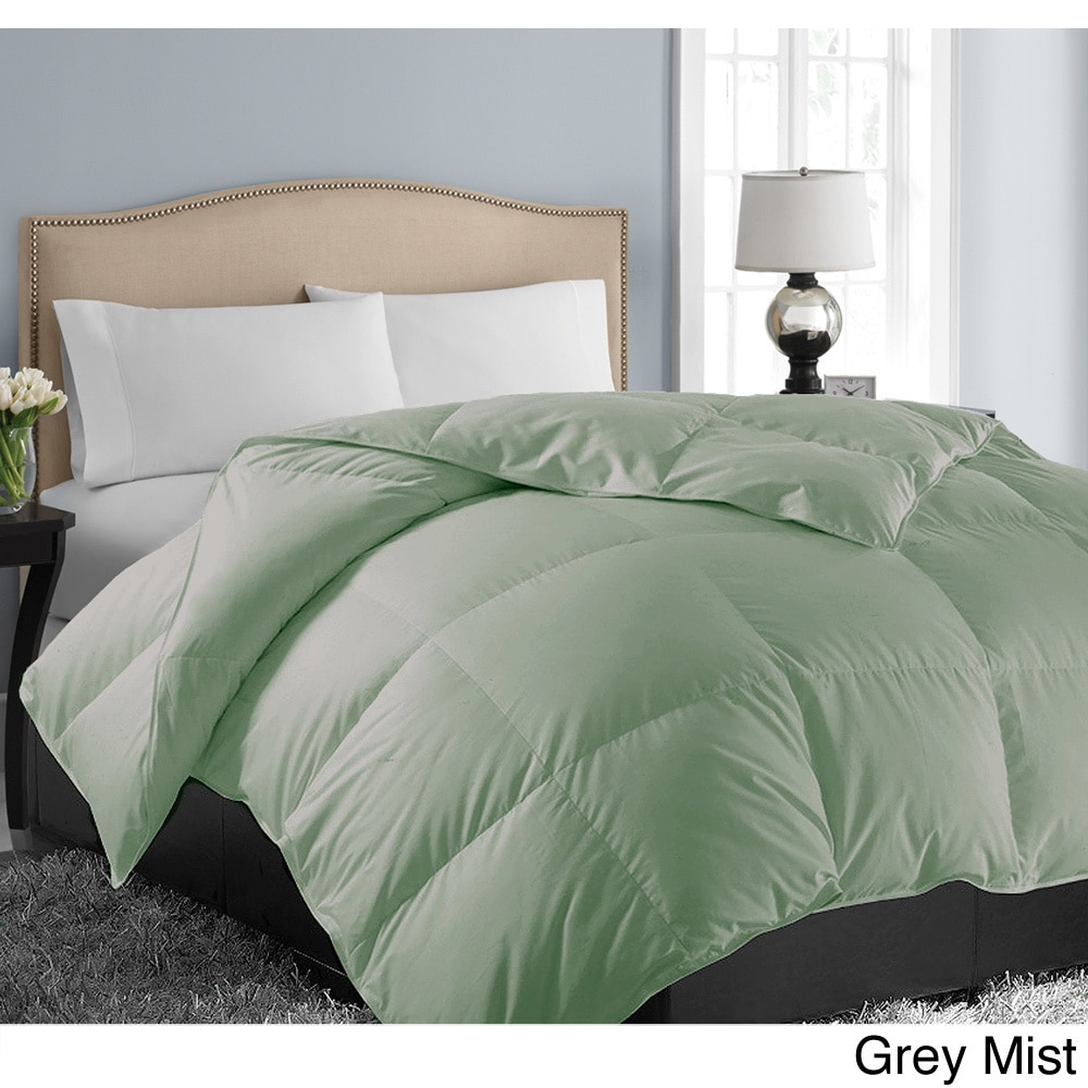 Hotel Grand  Oversized Luxury 1000 Thread Count Egyptian Cotton Down Alternative Comforter