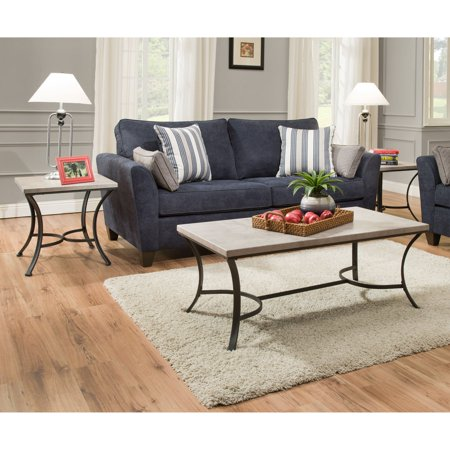 3 Pack Table - Simmons Casegoods Metal 3-Pack Tables