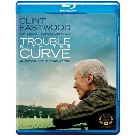 Trouble With The Curve  Blu Ray   Dvd   Ultraviolet   With Instawatch   Widescreen