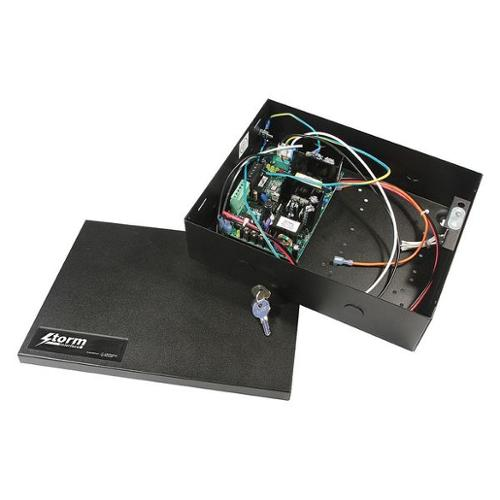 STORM INTERFACE AXS POWER SUPPLY 12V Power Supply,Steel,5.75 in. L,120/230VAC