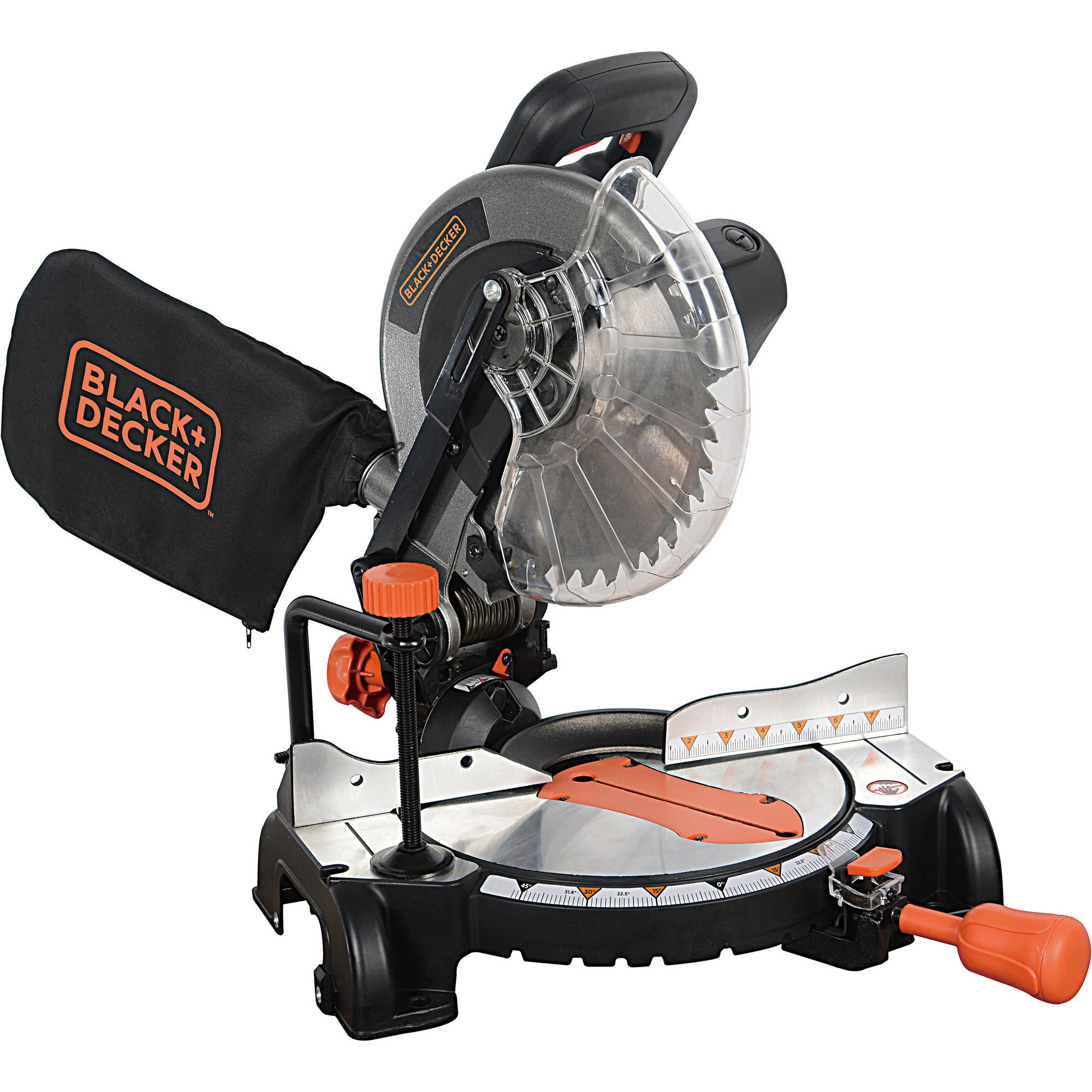 "Black and Decker 10"" Compound Miter Saw"