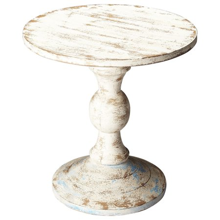 Butler Grandma's Attic Solid Wood Pedestal Table