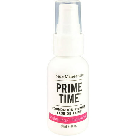 BareMinerals Prime Time Foundation Primer, 1 fl (Bare Escentuals Prime Time Original Face Primer)