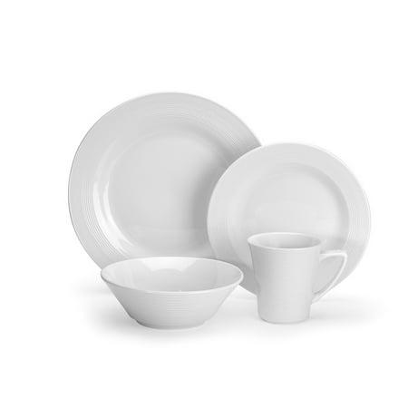 - Cuisinart Marne Collection Porcelain 16-Piece Dinnerware Set