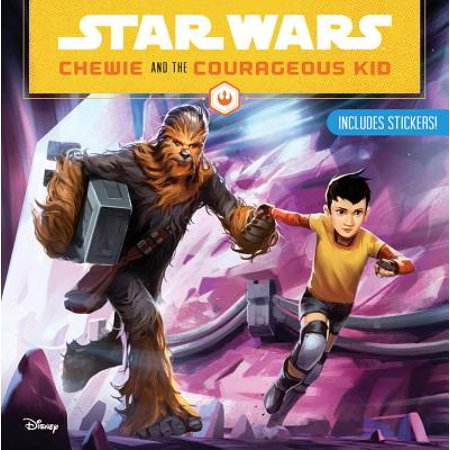 Star Wars Chewie and the Courageous Kid - Kids Star Wars