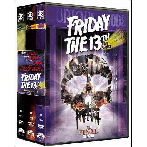 Friday the 13th: The Series - Complete Series Pack (Full Frame)