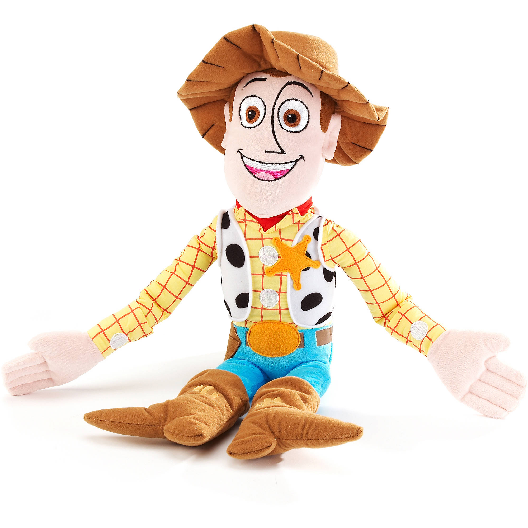 Character Cuddle Pillow, Toy Story Woody